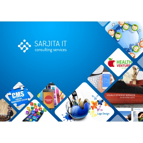 Banner for sarjita it consulting services
